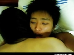 asian girlfriend sex tape